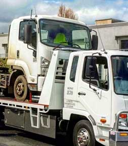 Emergency Towing Services Melbourne